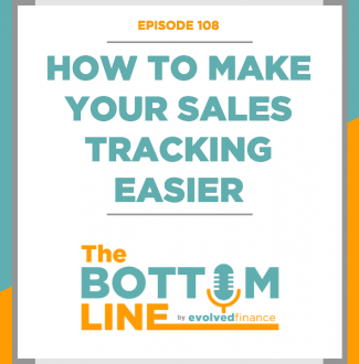 TBL Episode 108: How to make your sales tracking easier