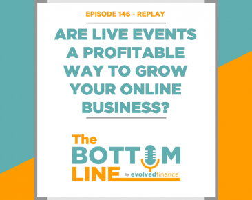 TBL Episode 146 - REPLAY: Are live events a profitable way to grow your online businesses?