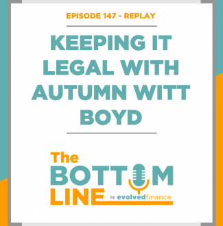 TBL Episode 147 - REPLAY: Keeping it legal with Autumn Witt Boyd